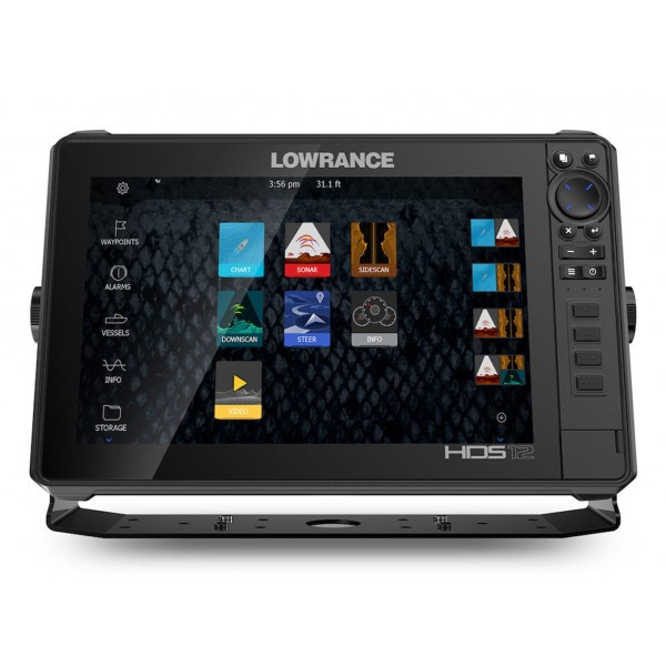 LOWRANCE HDS-12 LIVE ACTIVE IMAGING 3-IN-1