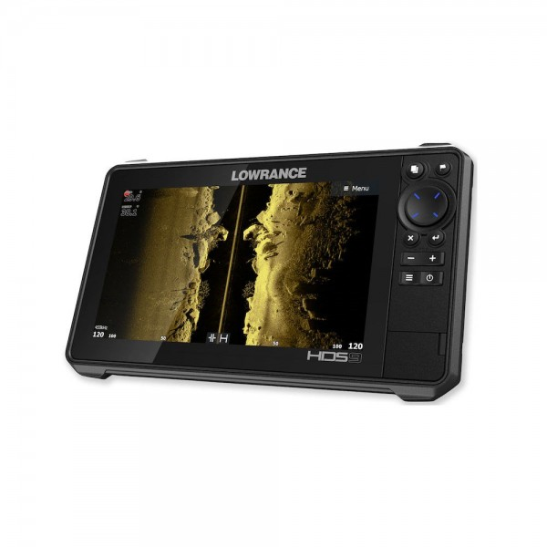 Lowrance HDS-9 Live Active Imaging 3-IN-1