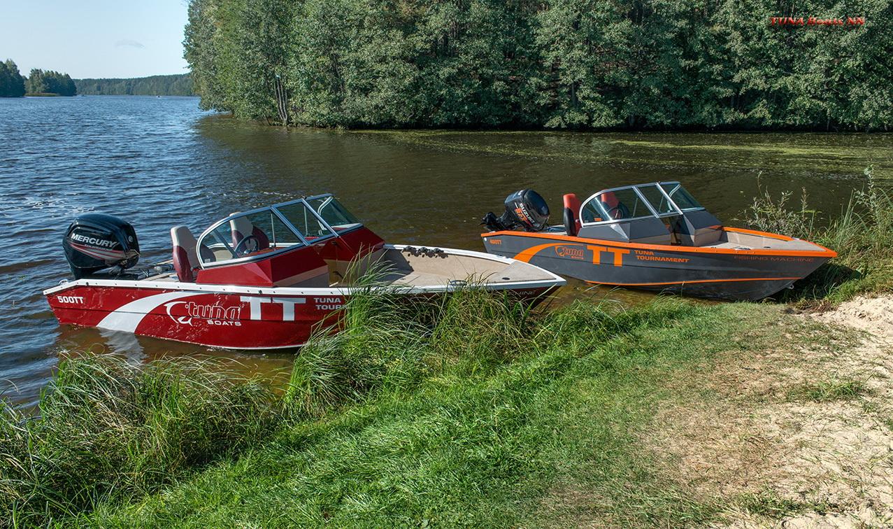 Катера и лодки из алюминия UMS